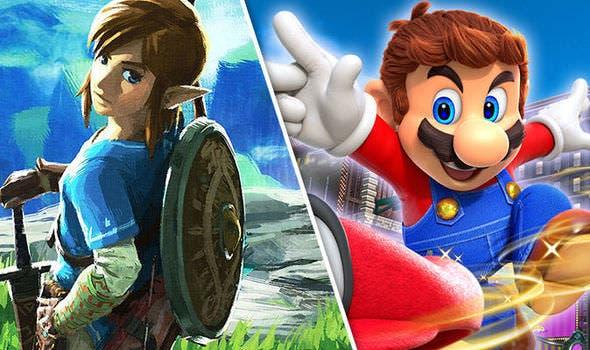 [Act.] Estos vídeos muestran cuánto se han reducido los tiempos de carga de Zelda: Breath of the Wild y Super Mario Odyssey tras su actualización