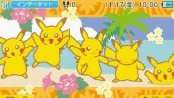 My Nintendo recibe como recompensa un nuevo tema de Pokémon centrado en Pikachu en Europa