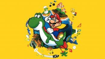 En Holanda está esta secuela perdida de Super Mario World