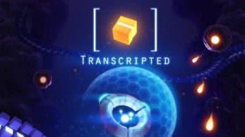 [Act.] Transcripted también llegará el 23 de noviembre a las Switch de Occidente