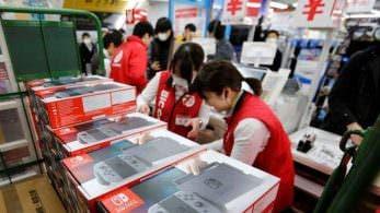 Más del 72% de las consolas vendidas el año pasado en Japón fueron de Nintendo