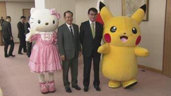 Pikachu representará la candidatura de Osaka, Japón, para la World Expo 2025