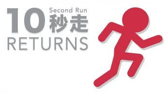 10 Second Run Returns aparece por sorpresa en la eShop de América