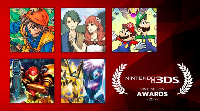 Nintenderos Awards 2017: Mejor juego de Nintendo 3DS
