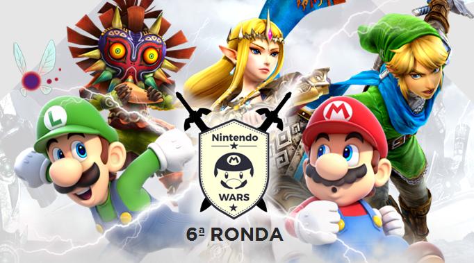¡Arranca la 6ª Ronda de Nintendo Wars!