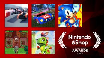 Nintenderos Awards 2017: Mejor juego de la Nintendo eShop