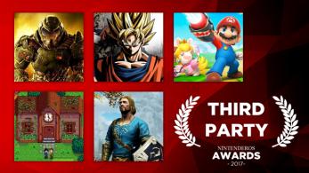 Nintenderos Awards 2017: Mejor juego third-party en consolas de Nintendo