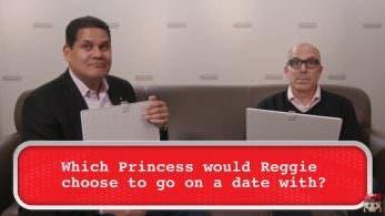 No te pierdas a Reggie Fils-Aime y Doug Bowser jugando al juego de las adivinanzas de Nintendo
