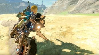 Vídeo: Así es la batalla final de Zelda: Breath of the Wild a lomos de la Moto Hyliana Alfa