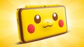 La New Nintendo 2DS XL Pikachu Edition llegará a Europa el 26 de enero