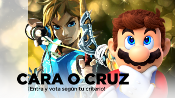 Cara o Cruz #44: Quién se merece más ser GOTY: ¿Super Mario Odyssey o The Legend of Zelda: Breath of the Wild?