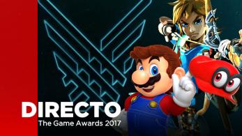 ¡Sigue aquí en directo la gala de los Game Awards 2017! Horarios para España y Latinoamérica