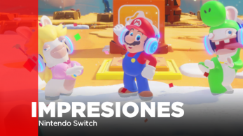 [Impresiones] Mario + Rabbids: Kingdom Battle – Modo Versus Superpelea