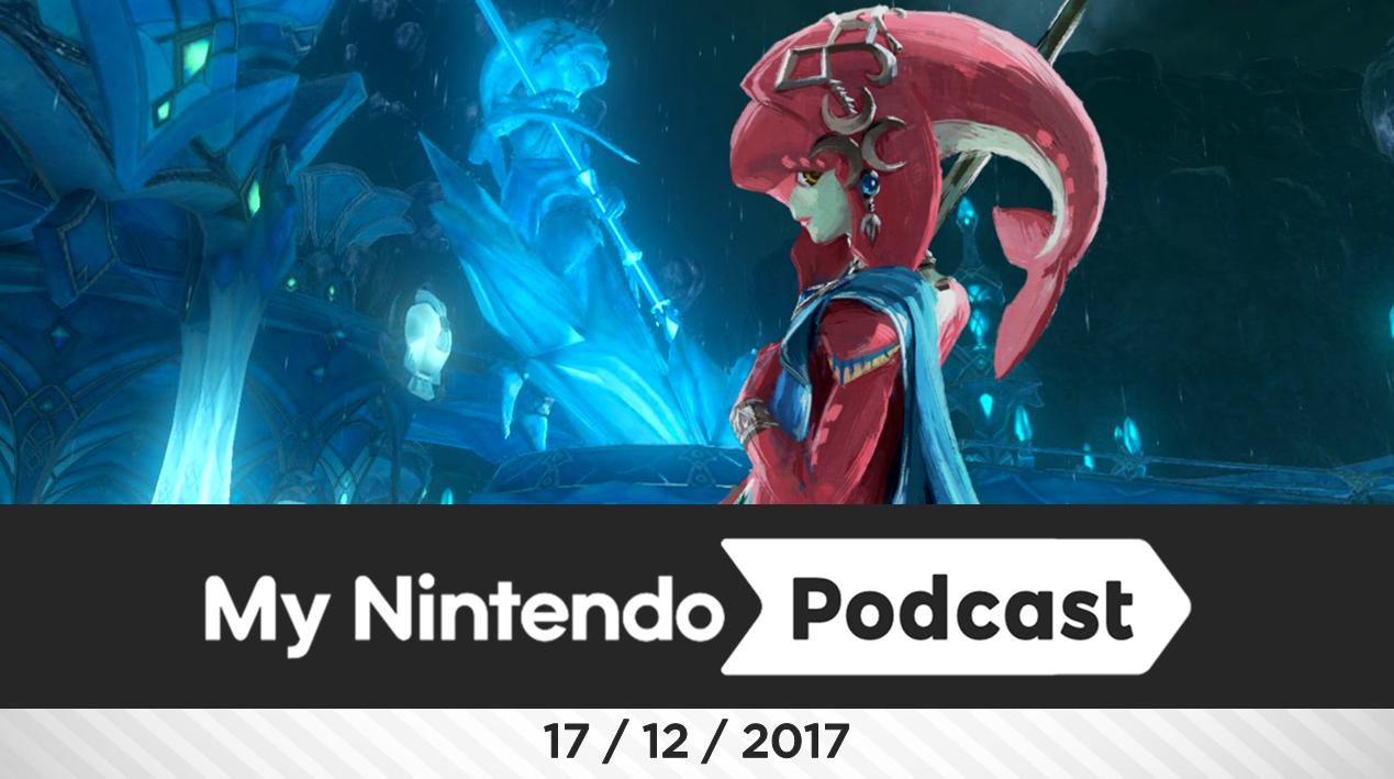 My Nintendo Podcast 2×06: Game Awards, balance del 2017 y predicciones para 2018