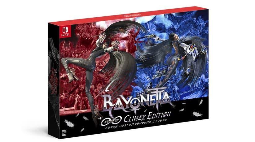 Los juegos incluidos en la Bayonetta Non-Stop Climax Edition japonesa parecen ser compatibles con idiomas occidentales
