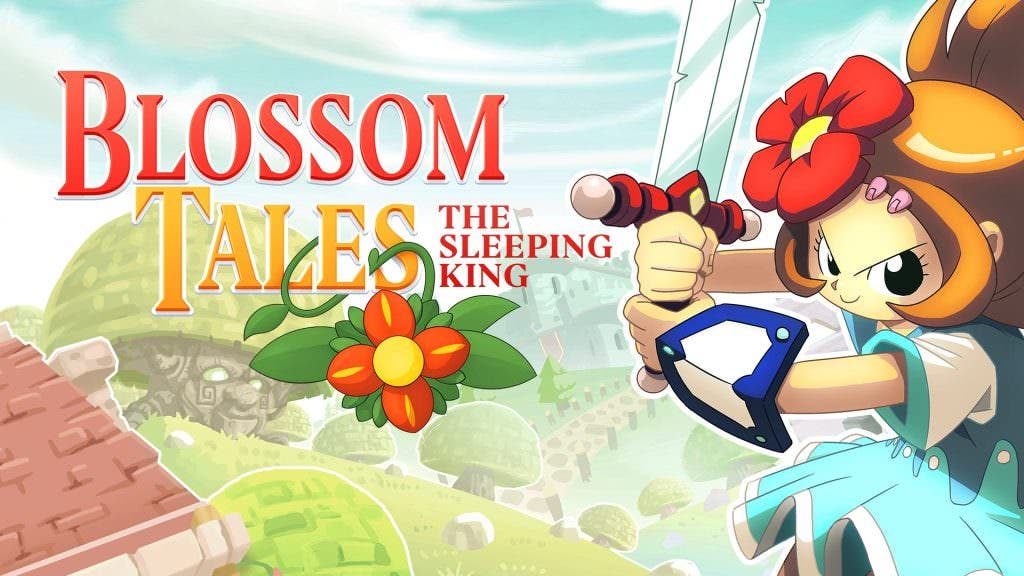 Blossom Tales y Danmaku Unlimited 3 baten récords para sus desarrolladores en Switch