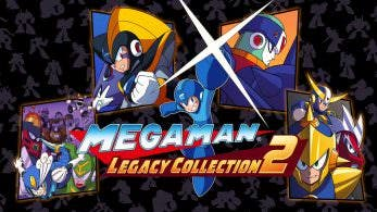 Mega Man Legacy Collection 1 y 2 llegarán a Nintendo Switch con soporte para amiibo