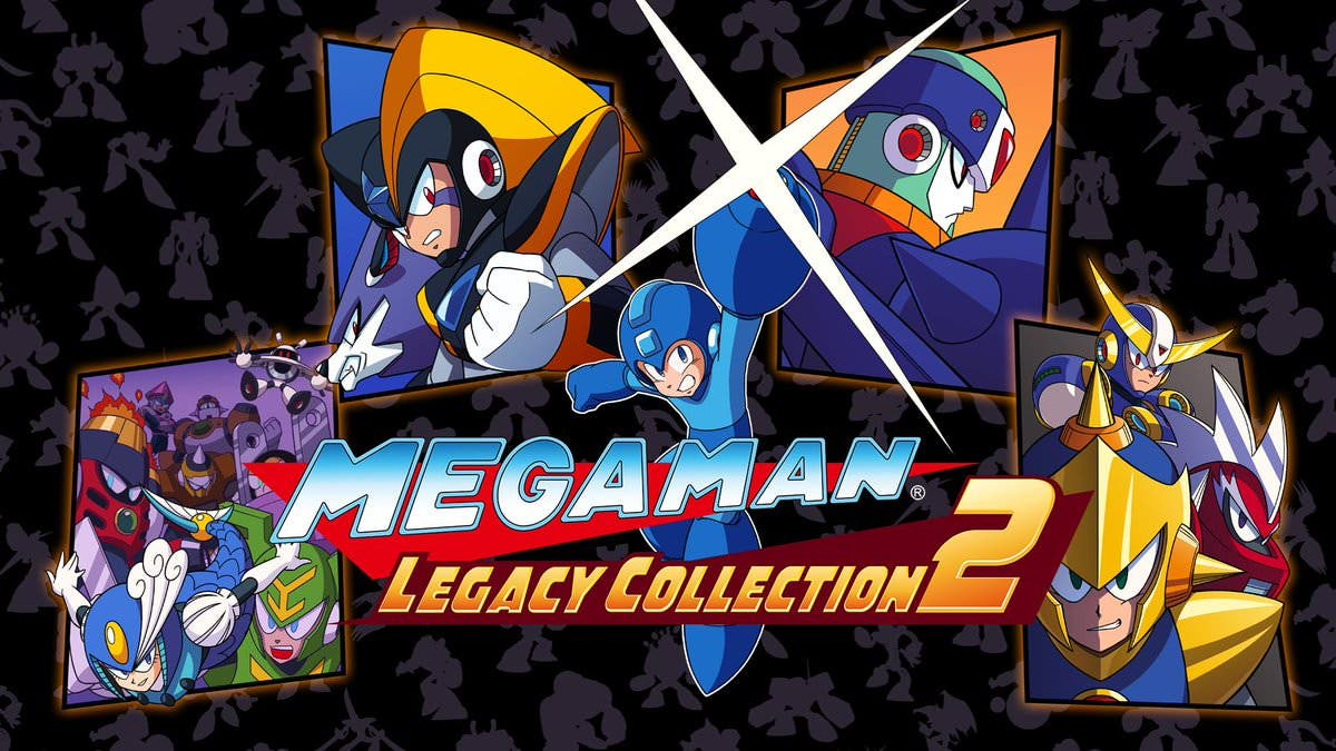 Resultado de imagen de mega man legacy collection 2 Nintendo Switch