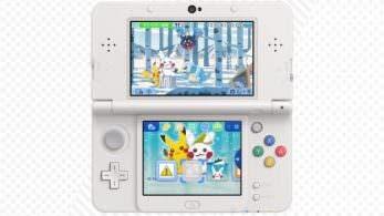 Japón recibe este nuevo tema invernal de Pokémon para Nintendo 3DS