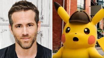 Ryan Reynolds interpretará a Detective Pikachu