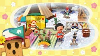 El evento de Año Nuevo comienza mañana en Animal Crossing: Pocket Camp, 10 billetes hoja de compensación ya disponibles