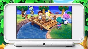 Nintendo estrena nuevos vídeos de Animal Crossing: New Leaf – Welcome amiibo y Mario Party: The Top 100