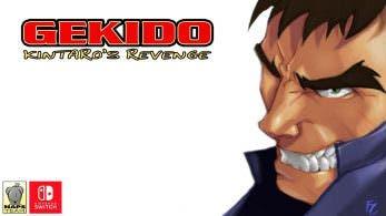 Gekido Kintaro's Revenge se actualiza a la versión 1.0.1 en Nintendo Switch