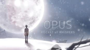 [Act.] OPUS: Rocket of Whispers confirma su lanzamiento en Nintendo Switch para el 22 de marzo