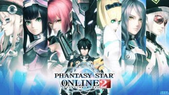 [Act.] Phantasy Star Online 2 Cloud rumbo a Japón el 4 de abril para Switch