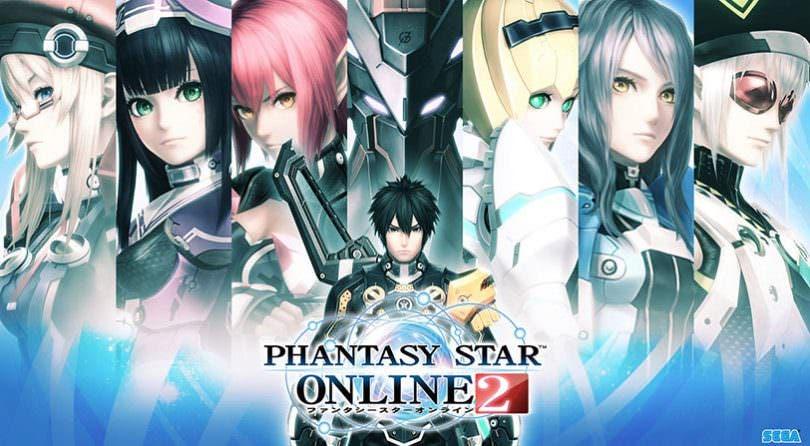 [Act.] Phantasy Star Online 2 Cloud rumbo a Japón el 4 de abril para Switch