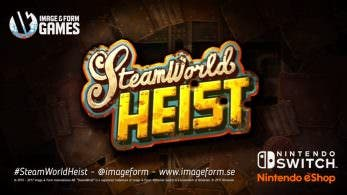 [Act.] SteamWorld Heist: Ultimate Edition llegará a Nintendo Switch el 28 de diciembre