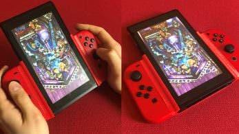 Pronto tendremos noticias de un nuevo soporte vertical para Nintendo Switch