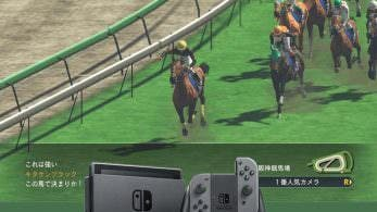 [Act.] Winning Post 8 2018 se lanzará para Nintendo Switch en Japón