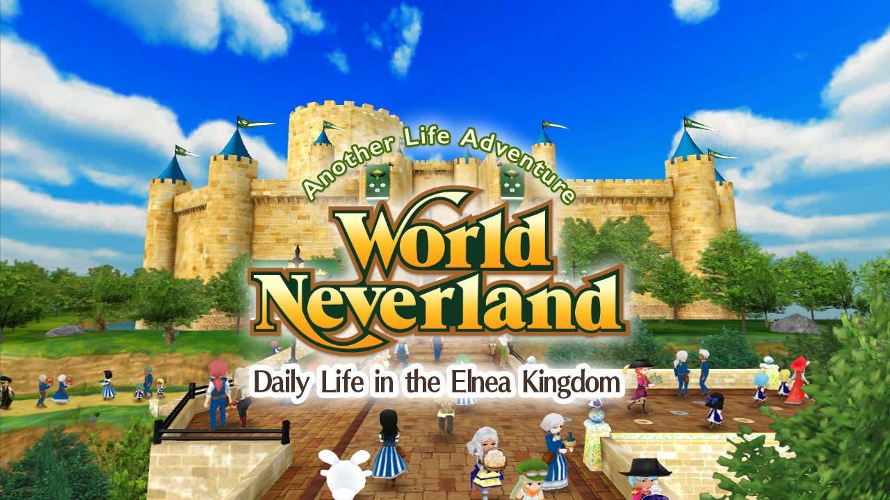 WorldNeverland: Elnea Kingdom se actualiza a la versión 1.0.2 en Nintendo Switch