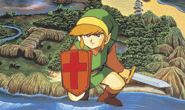 Un diseñador de Wonder Boy: The Dragon's Trap estaría encantado de rehacer The Legend of Zelda y Zelda II: The Adventure of Link