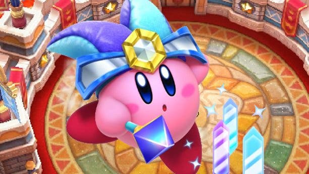 [Act.] Tráiler y gameplay de Kirby Espejo en Kirby Battle Royale