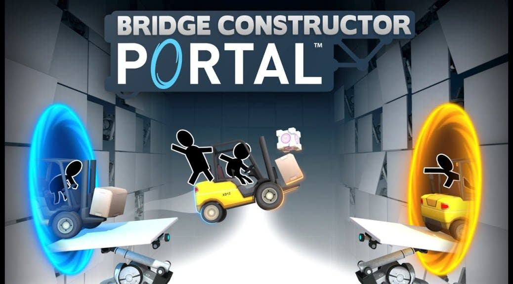 Anunciado Bridge Constructor Portal para Switch