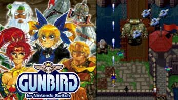 Gunbird regresa a la eShop de Switch