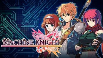 Machine Knight llegará pronto a la eShop japonesa de 3DS