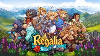 [Act.] Regalia: Of Men and Monarchs – Royal Edition llegará a Nintendo Switch el 12 de abril