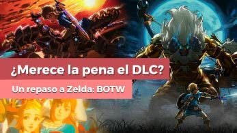 [Vídeo] ¿Merece la pena comprar el DLC de Zelda: Breath of the Wild?
