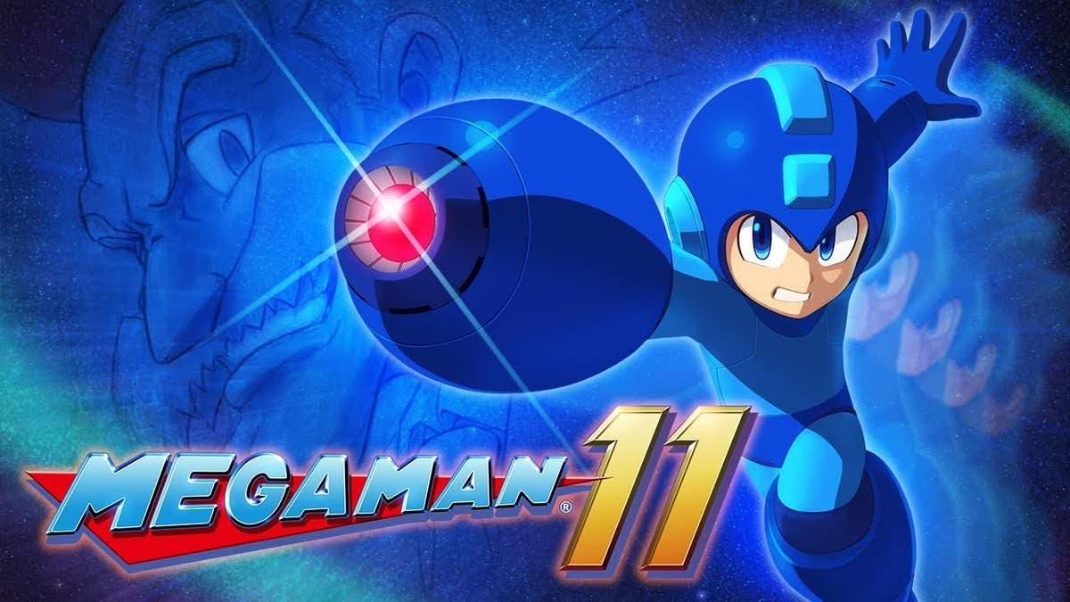 [Act.] No te pierdas este nuevo gameplay de Mega Man 11 mostrado en el E3 2018