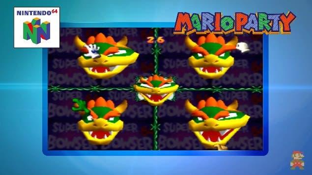 Nuevo y nostálgico tráiler de Mario Party: The Top 100