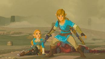 Nintendo publica un vídeo ASMR de The Legend of Zelda: Breath of the Wild