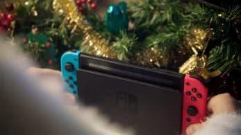 Nuevo anuncio de televisión navideño de 1-2-Switch