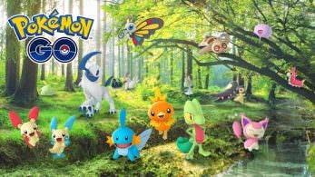 Estos son todos los Pokémon de Hoenn que están disponibles actualmente en Pokémon GO