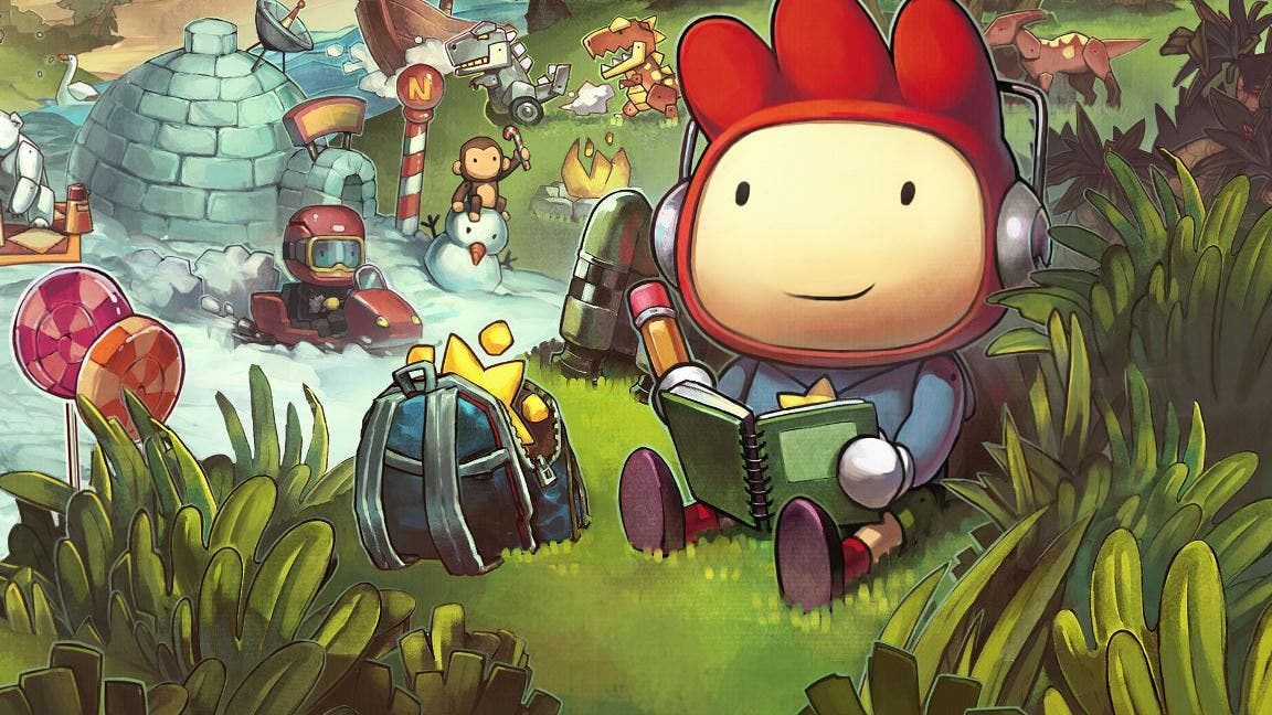 Scribblenauts Showdown es clasificado por la ESRB para Switch