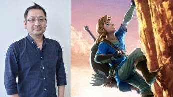 Yosuke Saito, productor de Square-Enix, reconoce estar celoso de Zelda: Breath of the Wild
