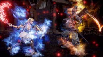 Soul Calibur VI no está en desarrollo para Switch, pero su productor está interesado en la consola