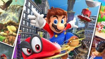 Echad un vistazo a los últimos artes conceptuales de Super Mario Odyssey compartidos por Nintendo